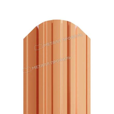 Штакетник металлический Металл Профиль TRAPEZE