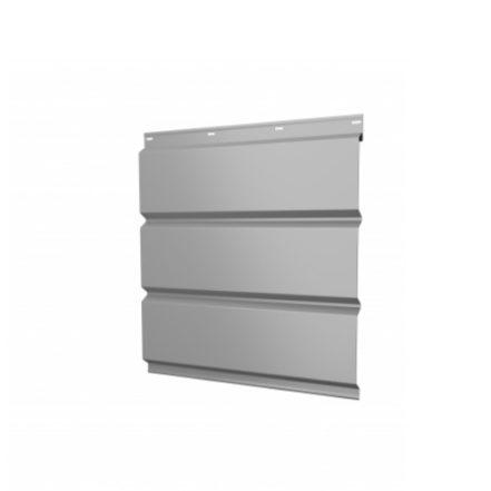 Софит металлический без перфорации 0,45 PE с пленкой RAL 9003 сигнальный белый