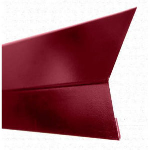 Карнизная планка (капельник) для мягкой кровли RAL 3005 0