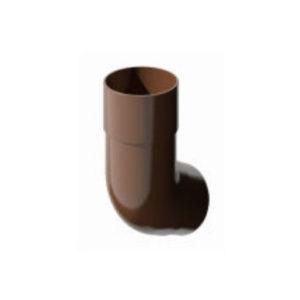 Колено трубы 135° Verat ТехноНиколь Коричневый