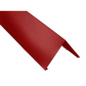 Конек прямоугольный Velur Оксидно-красный 3009 (0