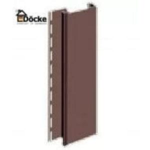 Наличник 89мм Docke Шоколад-3