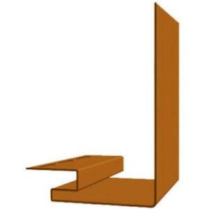 Околооконный профиль акриловый Docke Premium Ирис 3