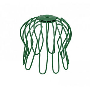 Паук (сетка воронки) Аквасистем RAL 6005 (Зеленый) 90/125