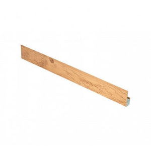 G-планка Аквасистем Printech Log (светлое дерево)-2