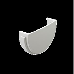 Заглушка 120 мм Docke Standard Белый
