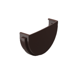 Заглушка 120 мм Docke Standard Темно-коричневый