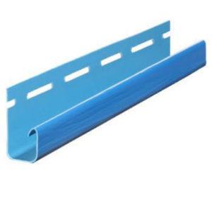 J-профиль FineBer Extra Acrylic Синий 3050мм