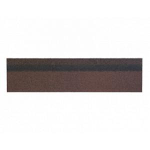 Конек-карниз Shinglas Агат (1уп/12/20 м.п.)