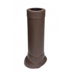 Vilpe Вентиляционный выход изолиров. 110/ИЗ/500 коричневый