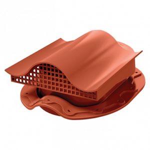 Вентиль Skat Roof Monterrey ТехноНиколь Красный