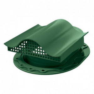Вентиль Skat Roof кровельный ТехноНиколь Зеленый