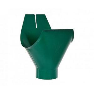 Воронка желоба Аквасисттем RAL 6005 (Зеленый) 90/125