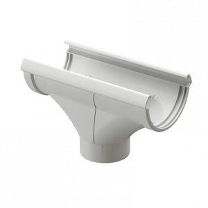 Воронка ПВХ Docke Lux Белый (Пломбир)