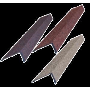 Наличник оконный Hauberk Технониколь 50*100*1250 металл - Античный