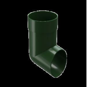 Отвод Docke Standard 80 мм Зеленый