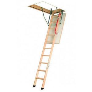 Лестница чердачная Fakro Komfort (LWK Plus) Факро 70*120*280