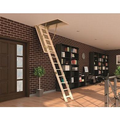 Лестница чердачная Fakro Smart (LWS Plus) 60*120*280