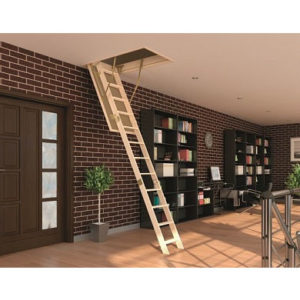 Лестница чердачная Fakro Smart (LWS Plus) 60*130*305