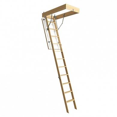 Лестница чердачная Деке (Docke) Standard DSS 60x120x300