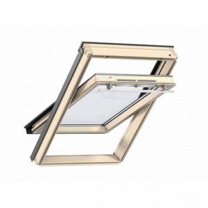 Мансардное окно Velux GZR 3050 OPTIMA Стандарт CR02 55x78