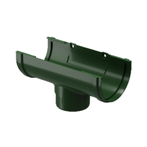 Водосток Docke Standard. Воронка ПВХ 120 мм.Зеленый