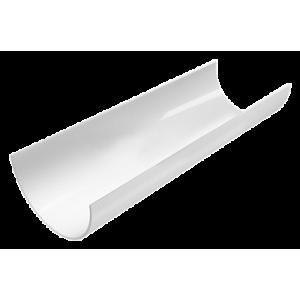 Водосток FineBer Желоб D120 3м Белый