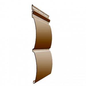 Сайдинг  Деке Premium Блок Хаус Карамель-3