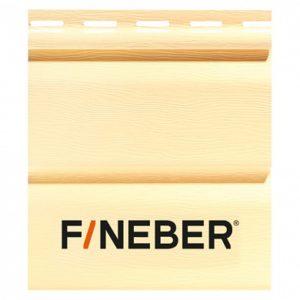 Сайдинг FineBer (Файнбер) Standart Classic Color Кремовый