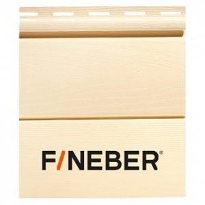 Сайдинг FineBer BlockHouse Classic Color Шампань