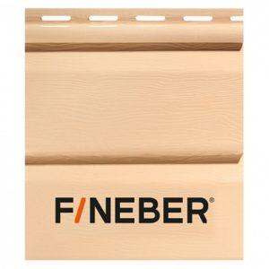 Сайдинг FineBer Standart Classic Color Бежевый