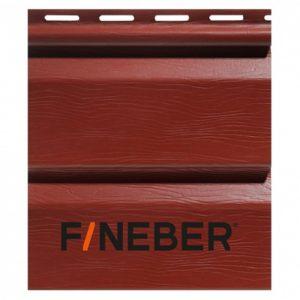 Сайдинг FineBer Standart Extra Acrylic Бордо