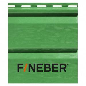 Сайдинг FineBer Standart Extra Acrylic Зелёный