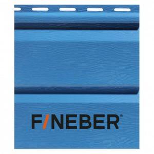 Сайдинг FineBer Standart Extra Acrylic Синий