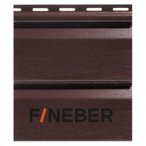 Сайдинг FineBer Standart Extra Acrylic Тёмный дуб