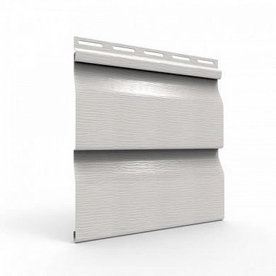 Сайдинг панель Mitten Satin Grey