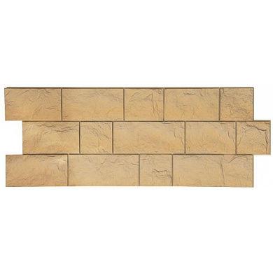 Фасадная панель Docke-r Fels (Скала) Слоновая кость