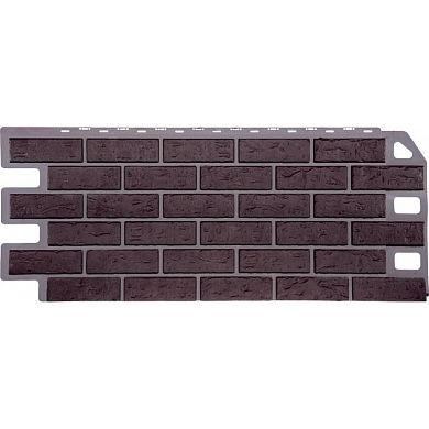 Фасадная панель FineBer Кирпич (Жженый) 1137x470