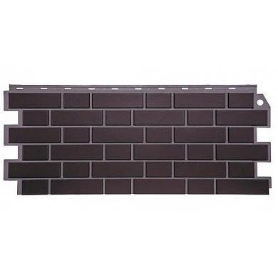 Фасадная панель FineBer Кирпич облицовочный (Жженый) 1130x463