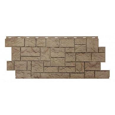 """Фасадная панель Nordside Северный камень """"Песочный"""""""