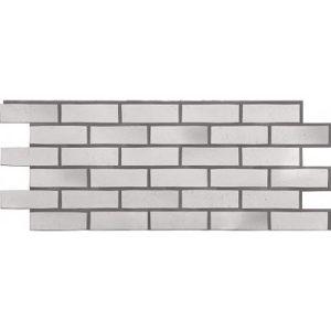 Цокольный сайдинг Docke-r  Berg Серый кирпич