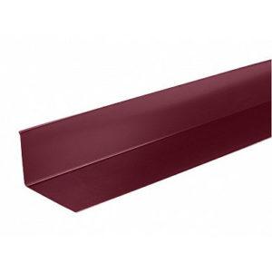 Ендова верхняя Velur Оксидно-красный 3009 (0