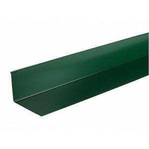 Ендова верхняя Velur Хромовая зелень 6020 (0