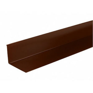 Ендова верхняя Velur Шоколад 8017 (0
