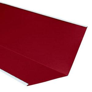 Ендова нижняя Velur Оксидно-красный 3009 (0
