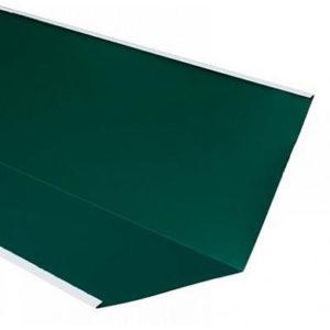 Ендова нижняя Velur Хромовая зелень 6020 (0