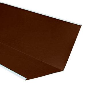 Ендова нижняя Velur Шоколад 8017 (0