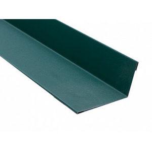 Примыкание 60х115 Velur Зеленый 6005 (0