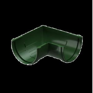 Угол желоба 120 мм*90 гр Docke Standard Зеленый