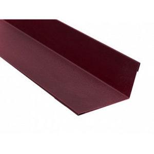 Примыкание 60х115 Velur Оксидно-красный 3009(0